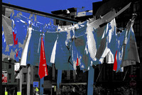 Clothes line on 10th